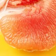 Постер, плакат: Peeled grapefruit