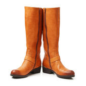 Elegant boots — Stock Photo