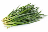 Raw leek — Foto Stock