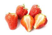 Tasty strawberries — Stock Photo