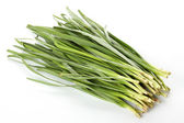 Green leek — Foto Stock
