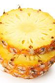 Pineapple segments — Stock Photo