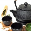 Tea set — Stock Photo #44046241
