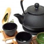 Tea set — Stock Photo #44046241