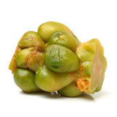 Mustard tuber — Stock Photo