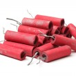 Red Firecrackers — Stock Photo #44849555