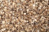 Oatmeal heap — Stock Photo