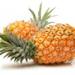 Постер, плакат: Ripe pineapples