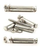 Expansion screws — Stock Photo