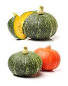 Raw pumpkins — Stock Photo