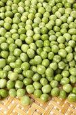 Ripe peas — Stock Photo