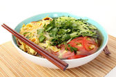 Korean cold noodle — Stock Photo