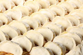 Chinese dumplings — Stock Photo