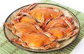 Crabs heap — Stock Photo