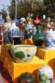 Chinese vases — Foto de Stock