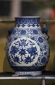 Porcelaine bleue — Photo