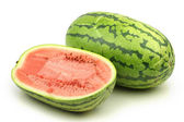 Cutted watermelon — Stock Photo