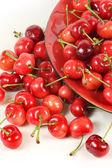 Tasty cherries — Stock Photo