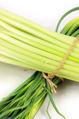 Leek bunch — Foto Stock
