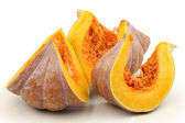 Segments of Pumpkin — Stock Photo