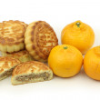 Постер, плакат: Tangerines and Mooncakes