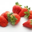 Handful of strawberries — Stock Photo #45007033