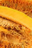 Pumpkin flesh — Stock Photo