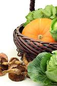 Légumes biologiques — Photo