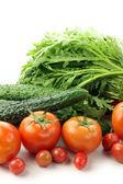 Verdure a basso contenuto calorico — Foto Stock