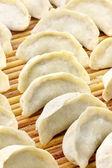 Hand made dumplings — Stock Photo