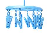 Clothespin set — Stock Photo