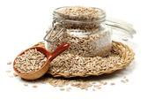 Soyulmuş ayçiçek tohumu — Stok fotoğraf