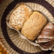 Three types of bread — Stock Photo #14471701