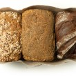 Three types of bread — Stock Photo #14471837