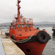 Tugboat — Stock Photo #19408231