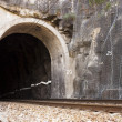 Stock Photo: Tunnel portal