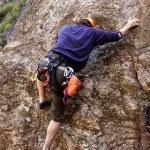 Safe climber. — Stock Photo #43291039