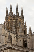 Burgos cathedral. — Stock Photo