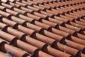 Tiles roof — Stock Photo