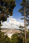 Vigo from the Castro. — Stock Photo