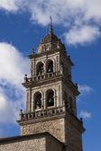 Encina Church tower in Ponferrada — Stock Photo