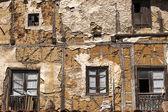 Antica facciata — Foto Stock