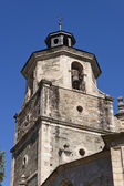Bell tower in Collegiate Church of Santa Maria — Stock fotografie
