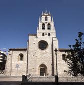 Saint Lesmes Abad Church — Stock Photo