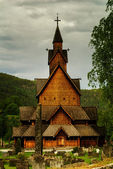 Heddal Stavechurch — Stockfoto