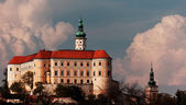 Mikulov Castle — Stock Photo