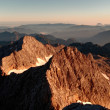Stock Photo: Hoher Dachstein overview