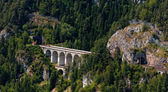 Semmering Bahn viaducts — Stock Photo