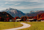The National Park Berchtesgaden — Stock Photo