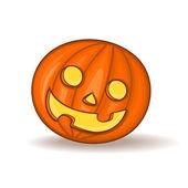 Pumpkin jack — Stock Vector